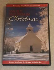 Smokey Mountain Christmas DVD Ben Ryan. Christmas Music DVD. Free S&H! RARE!