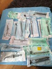 Job Lot Of Dental tools Quality' x 30 Pieces