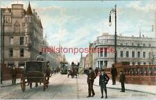 PRINTED POSTCARD OF UNION STREET, ABERDEEN, ABERDEENSHIRE, SCOTLAND BY WRENCH