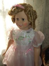 """Patti Playpal Shirley Temple by Ashton Drake Galleries 36"""" in original clothes"""