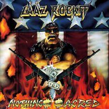Laaz Rockit – Nothings Sacred - CD - Roadracer Records – RO 9257 2