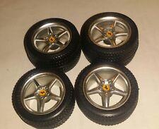 1:18 Ferrari kit ruote, wheels set, jantes