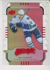 2015-16 Upper Deck MVP #46 Bo Horvat Vancouver Canucks Colours and Contours