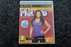 Get Fit With Mel B Playstation 3 PS3