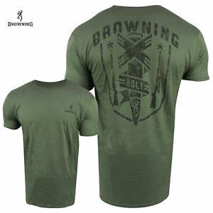 Browning X-Bolt Banner T-Shirt Short Sleeve Tee