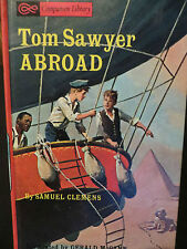 Tom Sawyer Abroad by Mark Twain HC 1985 LN   OUT of Print