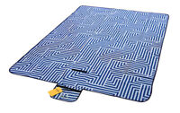 140X200cm High Quality Sand Washable Picnic Blanket Waterproof Mat Outdoor Rug