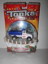 Tonka Holiday Diecast Dump Truck - NEW