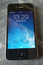 Apple iPhone 4 16GB Negro (Desbloqueado) Teléfono Móvil
