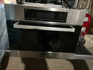 Miele combination oven