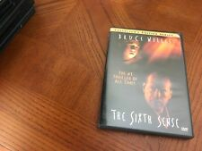 The Sixth Sense (Dvd, 2000, Collectors Series) With Chapter Selections Card