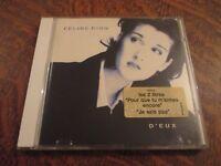 cd album CELINE DION d'eux