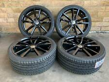 REPLICA 19 INCH VW WOLFSBURG EDITION 19 INCH AND TYRES NEW SET OF 4