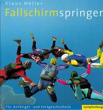 Heller, Fallschirmspringen f Anfänger u Fortgeschrittene, Fallschirm-Springer 02