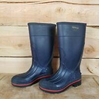 Servus Boots By Honeywell Womens Muck/Bog/Rain Style Rubber Sz 5 13 Inches Tall