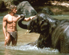 Miles O'Keeffe UNSIGNED photo - 6401 - Tarzan, the Ape Man