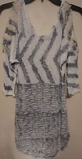 T party Clothing Lace Cold Shoulder Blouse Top/Shirt Women's NWT Medium Large!!!
