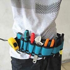 Leather Repair Kit Bag Pocket Hardware Tool Waist Belt For Construction Worker