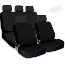 New Semi Custom Car Seat Covers Set Support Split Rear Seat For Mazda