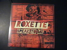 "Roxette SPEAK TO ME 1st Issue LTD Edition 7"" Vinyl Single - FACTORY SEALED"