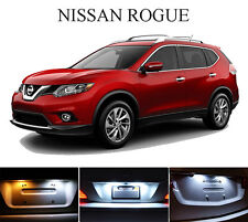 Xenon White License Plate / Tag 168 LED light bulbs for Nissan Rogue 2Pcs