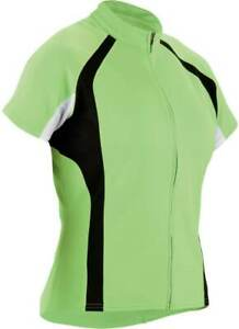 Cannondale 13 Women's Classic Jersey Lime Extra Large - 3F120X/LIM