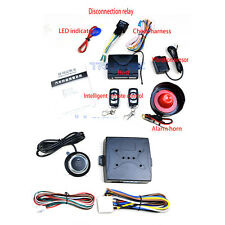 Car Remote Start and Keyless Entry/ One-Way Transmitter