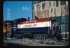 Original Slide P&S Pittsburg & Shawmut Bicentennial SW9 1866 'Oliver Winchester'