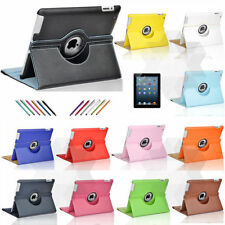 Unbranded/Generic Leather Tablet & Ebook Smart Cover/screen Covers Folios iPad 2