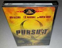 Pursuit (OOP Sensormatic 2004 Factory Sealed MGM DVD - RARE) Ben Gazzara