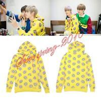 Kpop GOT7 Just Right Mark BTS Jung Kook Donut Hoodies Women Jumpers Sweatshirt
