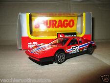 BBURAGO BURAGO prima serie 4100 Cod 4106 1/43 FERRARI 512 BB 24 ore DAYTONA