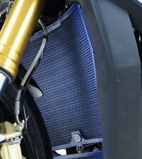 BMW S1000RR 2011 R&G Racing Radiator Guard RAD0087DKBLUE Dark Blue