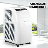 12000BTU Portable Air Conditioner Quiet Cooling AC Fan Dehumidifier Exhaust Kit