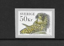 SWEDEN  2014 BIRDS of Prey 50Kr. self adhesive MINT NH