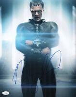 MICHAEL SHANNON Signed MAN OF STEEL ZOD 11x14 Photo Autograph JSA COA Cert