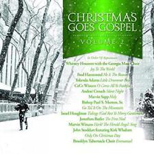 Christmas Goes Gospel: Volume 2 - Various (NEW CD)