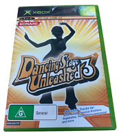 Dancing Stage Unleashed 3 XBOX Original PAL *Complete*
