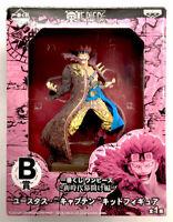 Sanji San Goro full blow figure 19cm ichiban kuji C OP One Piece FULL FORCE