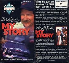 Dale Earnhardt VHS My Story - Numbered and Sealed