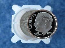1993-S Roosevelt Dime Gem Clad Proof Lot of 26 Coins E0403