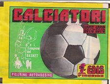 BUSTINA - CALCIATORI 1975-76 Edizioni Edis -  PIENA E SIGILLATA