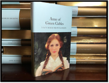 Anne of Green Gables by Montgomery New Illustrated Deluxe Cloth Collectible Gift