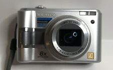 Panasonic LUMIX DMC-LZ3 5.0MP Digital Camera - Silver