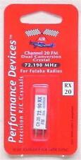 Futaba 72Mhz FM Dual Conversion Receiver Crystal -CH20