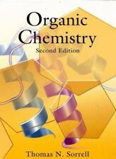 Organic Chemistry, Second Edition, , Thomas N. Sorrell, Excellent, 2005-12-23,