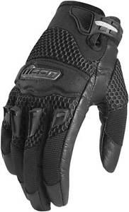 Icon Women's Twenty-Niner CE Gloves - Motorcycle Street Riding Textile