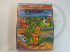 Philips G7000 Game Videopac + Plus Turtles BOX USED BUT GOOD