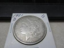 1921 D - USA - Silver Dollar - American $1