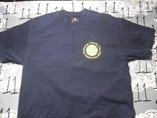Large- 2010 Orange County Fire Department St. Patrick's Hanes Brand T- Shirt